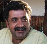 Syrian actor Faris al Helou (photo: Manuela Römer)