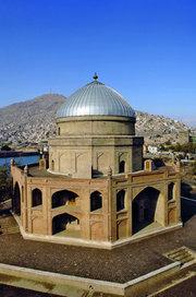 Tomb of Timur Shah Durrani (photo: &copy Prestel-Verlag)
