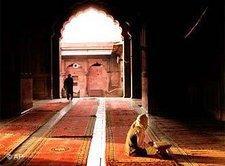 Masjid-i Jahan Numa mosque in New Delhi (photo: AP)