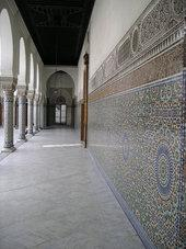 Muhamadiyya mosque in Casablanca (photo: Mona Naggar)