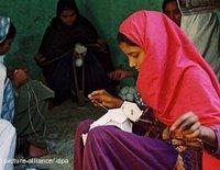 Women in Pakistan (photo: dpa)