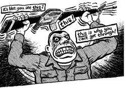 Joe Sacco: 'Palestine'