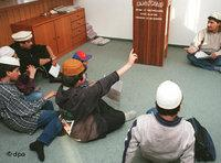 Islamic school in Berlin, Germany (photo: AP)