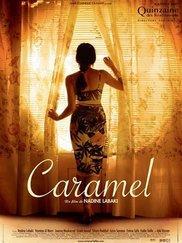 Poster Caramel: (image: Arab Film Festival Tübingen)