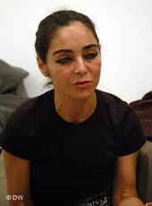 Shirin Neshat (photo: DW)