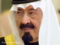 King Abdullah of Saudi Arabia (photo: dpa)