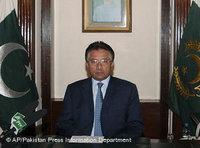 Pakistan's President Pervez Musharraf (photo: AP)