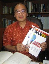 Bambang Harymurti (photo: Arian Fariborz)