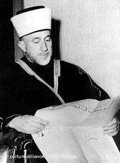 Grand Mufti Amin al-Husseini (photo: dpa)