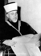 Grand Mufti Amin al-Husseini (photo: dpa)
