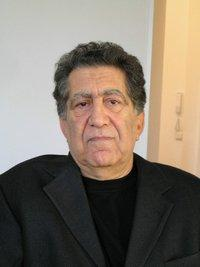 Author Fawwaz Traboulsi (photo: Mona Sarkis)