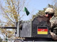 German ISAF soldier in Afghanistan (photo: dpa)