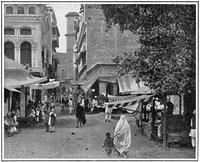 Peshawar around 1900 (photo: Theodore Leighton Pennell)