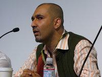 Parvez Sharma (photo: Steve Rhodes)