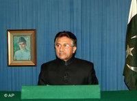 Pakistan's President Pervez Musharraf (photo: AP)