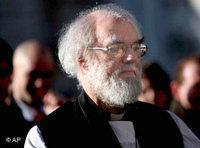 Archbishop of Canterbury Rowan Williams (photo: AP)