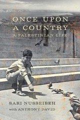 Nusseibeh cover: Once upon a Country