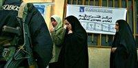 Elections in Arbil (Photo: AP/Sasa Kralj)