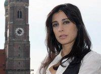 Nadine Labaki (Photo: Ursula Düren, dpa)