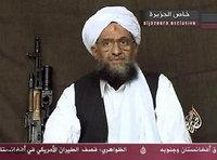Ayman al-Zawahiri on Al-Jazeera (photo: Al-Jazeera)