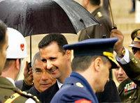Bashar Assad in Turkey (photo: AP)