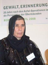Shazada Hussein Mohammed (photo: &copy Ariana Mirza)