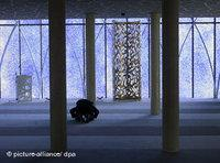 The mosque of the Islamic Community of Penzberg (photo: dpa)