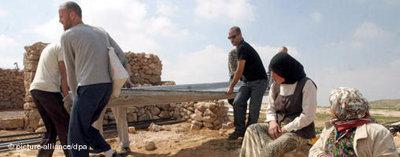 Israeli-Palestinian peace initiative (photo: dpa)
