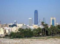 Skyline of Manama, Bahrain's capital city (photo: dpa)