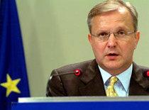 Olli Rehn, the EU commissioner for enlargement (photo: dpa)