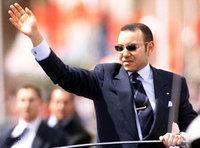 Morocco's King Mohamed VI (photo: AP)