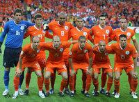 The Dutch team(photo: AP)