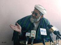 Moulvi Shamas-ul-Rehman Moomand, Vorsitzender des Provinzgerichts in Balkh (photo: AP)