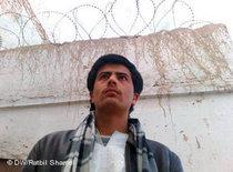 Parwez Kambakhsch (photo: DW/Ratbil Shamel)