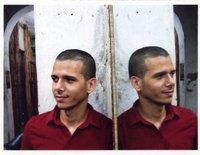 Abdellah Taïa (photo: Denis Dailleux)
