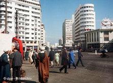 Street scene, Casablanca, Morocco (photo: dpa)