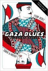 Cover Gaza Blues (image: David Paul Books)
