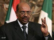 Sudan's president Al-Bashir (photo: AP)