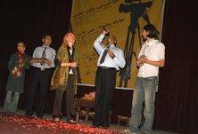 Opening ceremony at the 3rd International Kabul Film Festival (photo: Martin Gerner)
