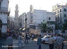 Algiers city centre (photo: dpa/picture alliance)