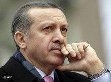 Turkey's Prime Minister Erdogan (photo: AP)