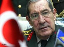 Yasar Büyükanit, Chief of the General Staff (photo: AP)