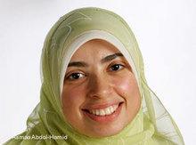 Asmaa Abdol-Hamid (photo: Asmaa Abdol-Hamid)