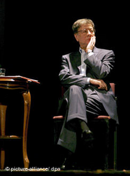 Mahmoud Darwish (photo: dpa)