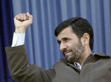 Mahmud Ahmadinejad (photo:AP)