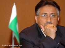 President Musharraf (photo: dpa)