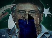 Pakistani President Pervez Musharraf (photo: AP)
