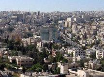 Jordanian capital of Amman (photo: dpa)