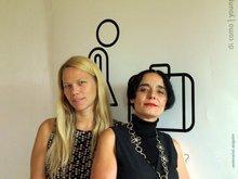 Florencia Young (left) und Marula di Como (right) (photo: Nimet Seker)