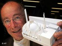 Paul Böhm, architect of the Cologne mosque (photo: AP)